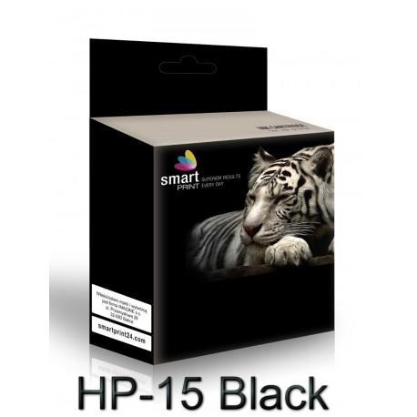 Tusz HP-15 Czarny SmartPrint