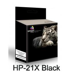 Tusz HP-21X Czarny SmartPrint