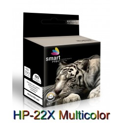Tusz HP-22X Multikolor SmartPrint