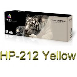 Toner HP-212 Żółty SmartPrint