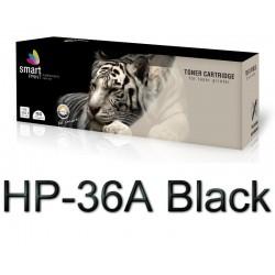 Toner HP-36A Czarny SmartPrint