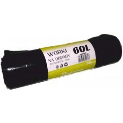 Worki LDPE 60L  50szt.EKO+ DATURA