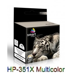 Tusz HP-351X Multikolor SmartPrint