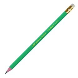 Ołówek drewniany BIC Evolution z gumką
