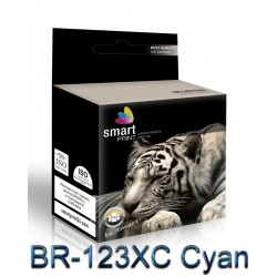 Tusz BR-123XC Cyjan SmartPrint