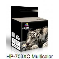 Tusz HP-703XC Multikolor SmartPrint