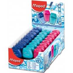 Temperówka Plastikowa MAPED Shaker