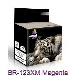 Tusz BR-123XM Magenta SmartPrint