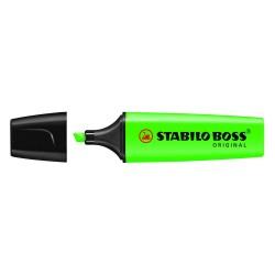 Zakreślacz STABILO Boss zielony