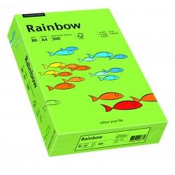 Papier ksero kolorowy Rainbow zielony