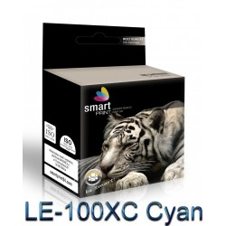 Tusz LE-100XC Cyjan SmartPrint