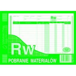 RW pobranie materiałów A5 80 kartek