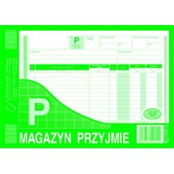 P magazyn przyjmie A5 80 kartek