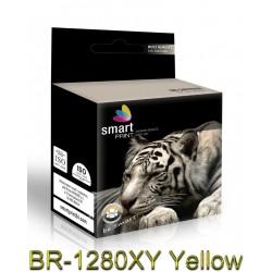 Tusz BR-1280XY Żółty SmartPrint