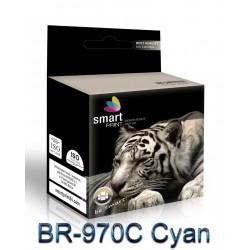 Tusz BR-970C Cyjan SmartPrint