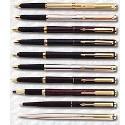 Ekskluzywne pióra i długopisy